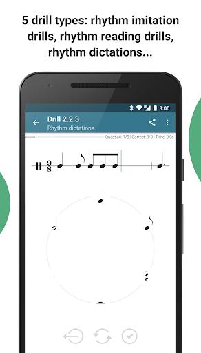 Complete Rhythm Trainer 5 تصوير الشاشة