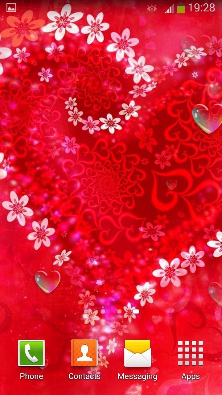 Love Live Wallpaper 10 تصوير الشاشة