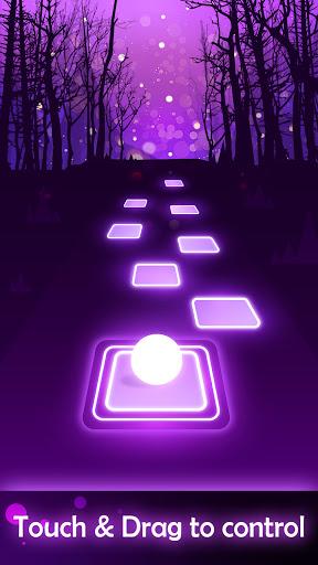 Tiles Hop: EDM Rush! 3 تصوير الشاشة