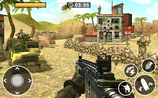 مكافحة الإرهاب مهمة بندقية مهمة 2 تصوير الشاشة