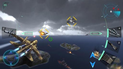 Pejuang langit 3D - Sky Fighters screenshot 4