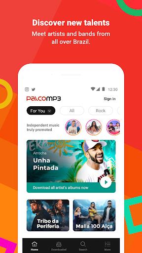 Palco MP3 4 تصوير الشاشة