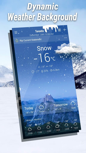 Weather Forecast - Weather Radar & Weather Live screenshot 7