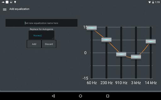 Headphones Equalizer - Music & Bass Enhancer 13 تصوير الشاشة