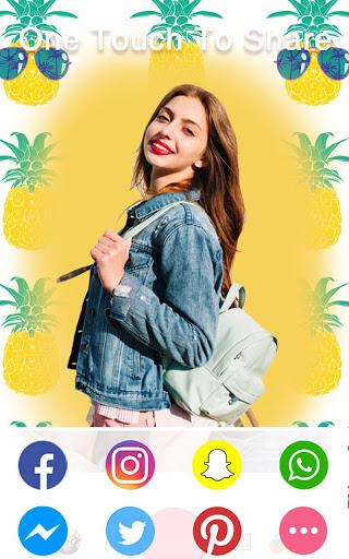Sweet Selfie Camera & Photo Editor & Pic Collage screenshot 9