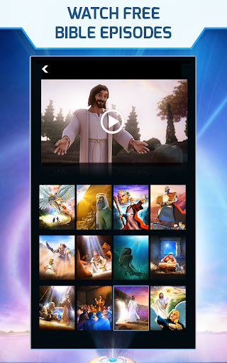 Superbook Kids Bible, Videos & Games (Free App) screenshot 11