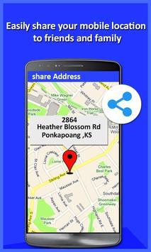 Mobile Location Tracker 2020 4 تصوير الشاشة