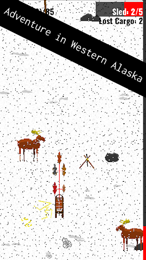 BISC: Alaskan Dog Sledding Runner Game screenshot 7