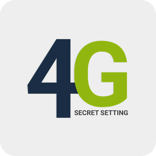 4G LTE/3G Network Secret Setting أيقونة