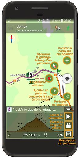 Ubitrek - your hiking companion screenshot 3