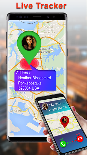 Mobile Phone Caller Number Tracker screenshot 3