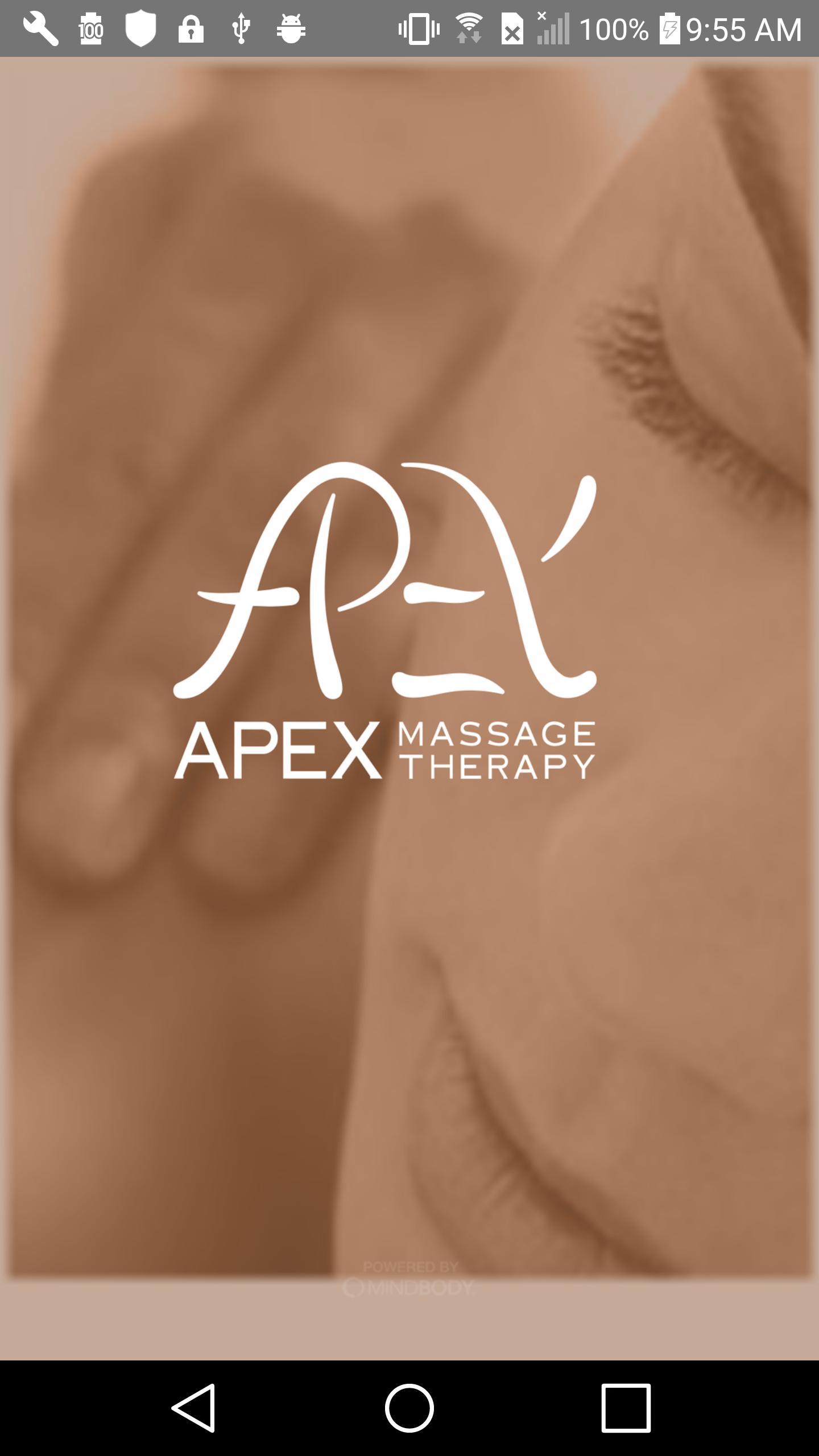 Apex Massage Therapy screenshot 1