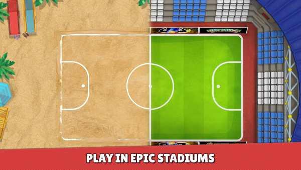 Football X – Online Multiplayer Football Game screenshot 15