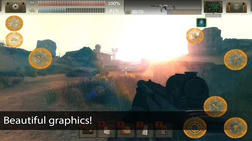 The Sun Origin: Post-apocalyptic action shooter screenshot 3