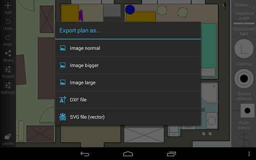 Floor Plan Creator 10 تصوير الشاشة