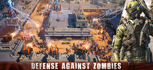 Age of Z Origins:Tower Defense screenshot 2