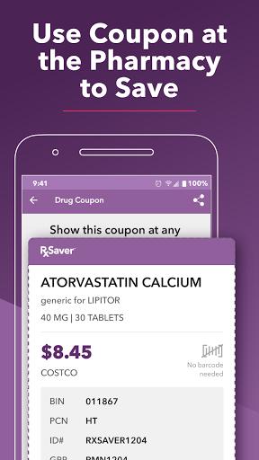 RxSaver – Prescription Drug Discounts & Coupons screenshot 3