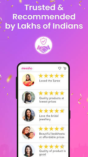 Meesho Online Shopping-Lowest Prices, Best Quality screenshot 3