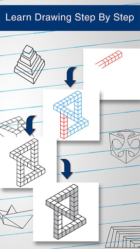 How to Draw 3D 6 تصوير الشاشة