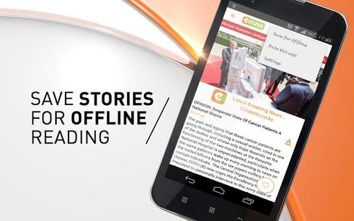 Citizen News screenshot 4