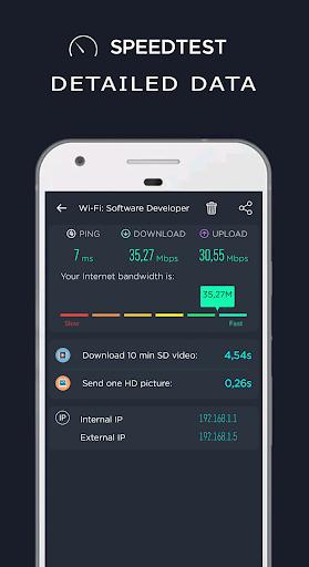 Internet Speed Test - Wifi Speed Test screenshot 2