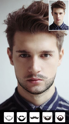 Beard Man - لحية محرر الصور, تعديل الصور 7 تصوير الشاشة