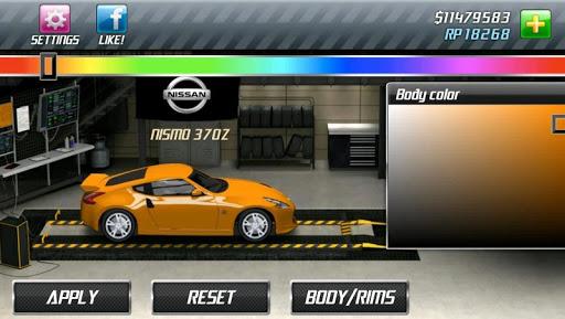 Drag Racing 5 تصوير الشاشة