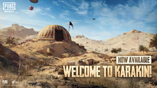 PUBG MOBILE - KARAKIN screenshot 1