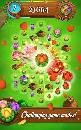 Blossom Blast Saga 8 تصوير الشاشة