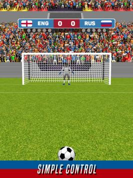 Penalty Shootout for Euro 2016 7 تصوير الشاشة