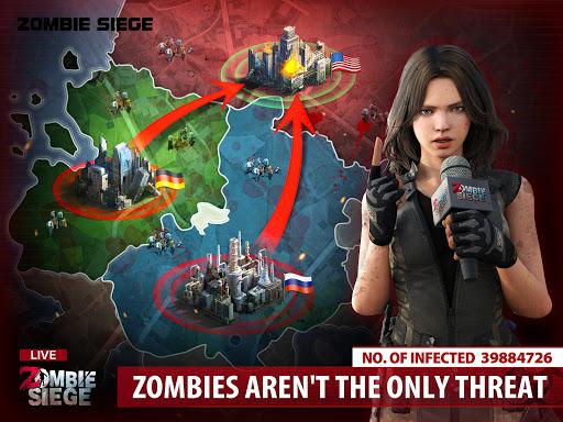 Zombie Siege: Last Civilization 10 تصوير الشاشة