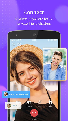 Hello Yo - Group Chat Rooms screenshot 3
