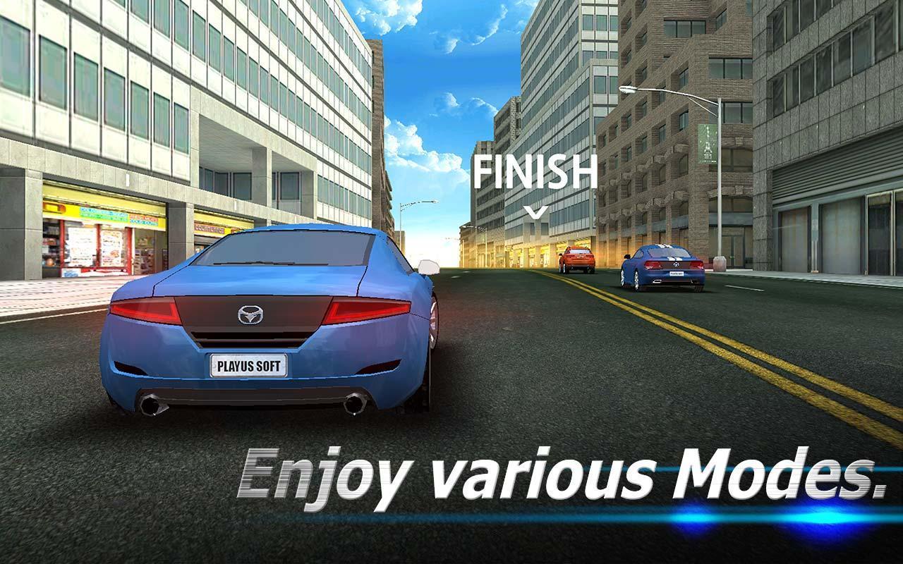 Racing Time 4 تصوير الشاشة