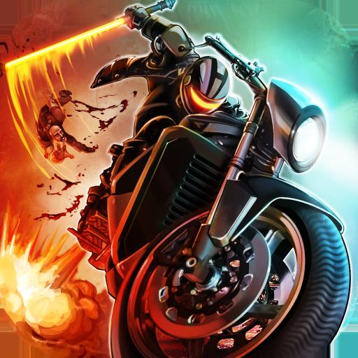 Death Moto 3 : Fighting Bike Rider أيقونة