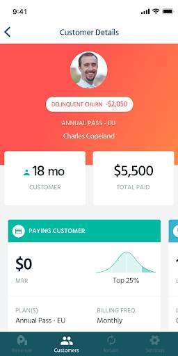 ProfitWell screenshot 2