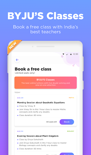 BYJU'S – The Learning App screenshot 10
