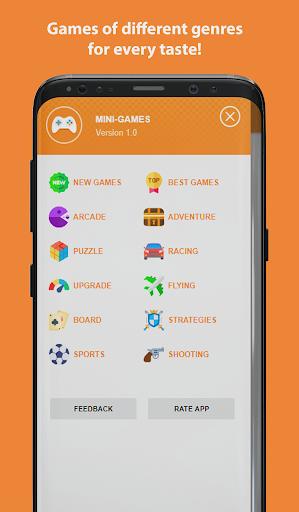 Mini-Games: New Arcade screenshot 7