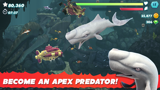 Hungry Shark Evolution screenshot 4