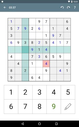 Sudoku screenshot 14