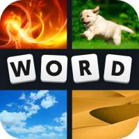 4 Pics 1 Word on 9Apps