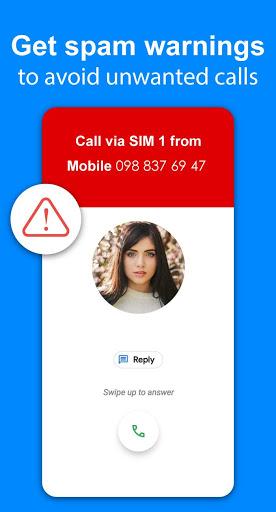True ID Caller Name: Caller ID, Call Block, SMS screenshot 7