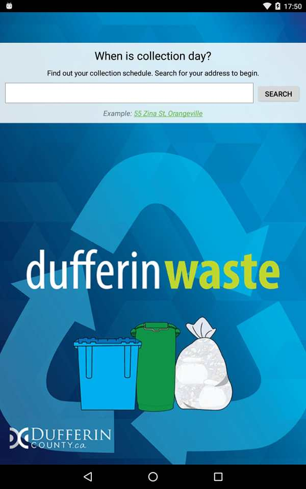 DufferinWaste screenshot 8