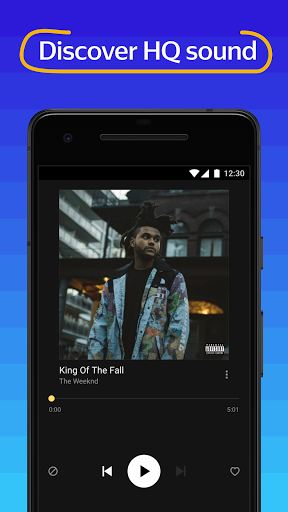 Yandex Music and Podcasts — listen and download screenshot 4