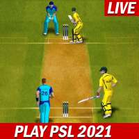 Real Cricket World Cup Game - Play PSL 2021 on 9Apps