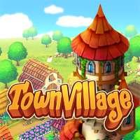 Town Village: ฟาร์ม, สร้าง, ขาย, Farm, Build, City on 9Apps