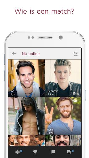 JAUMO Flirt Chat & Singles screenshot 2