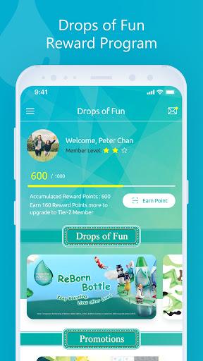 """Watsons Water """"Drops of Fun"""" screenshot 1"""