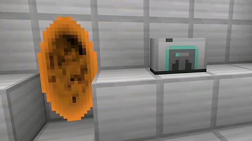 Portal mod for Minecraft 3 تصوير الشاشة