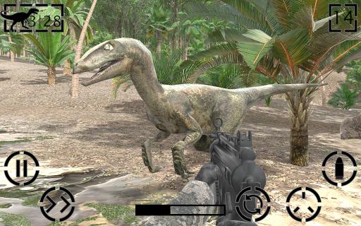 🦖DINOSAUR HUNTER: SURVIVAL GAME 2 تصوير الشاشة