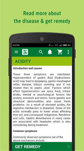 Schwabe India - Homeopathy screenshot 3